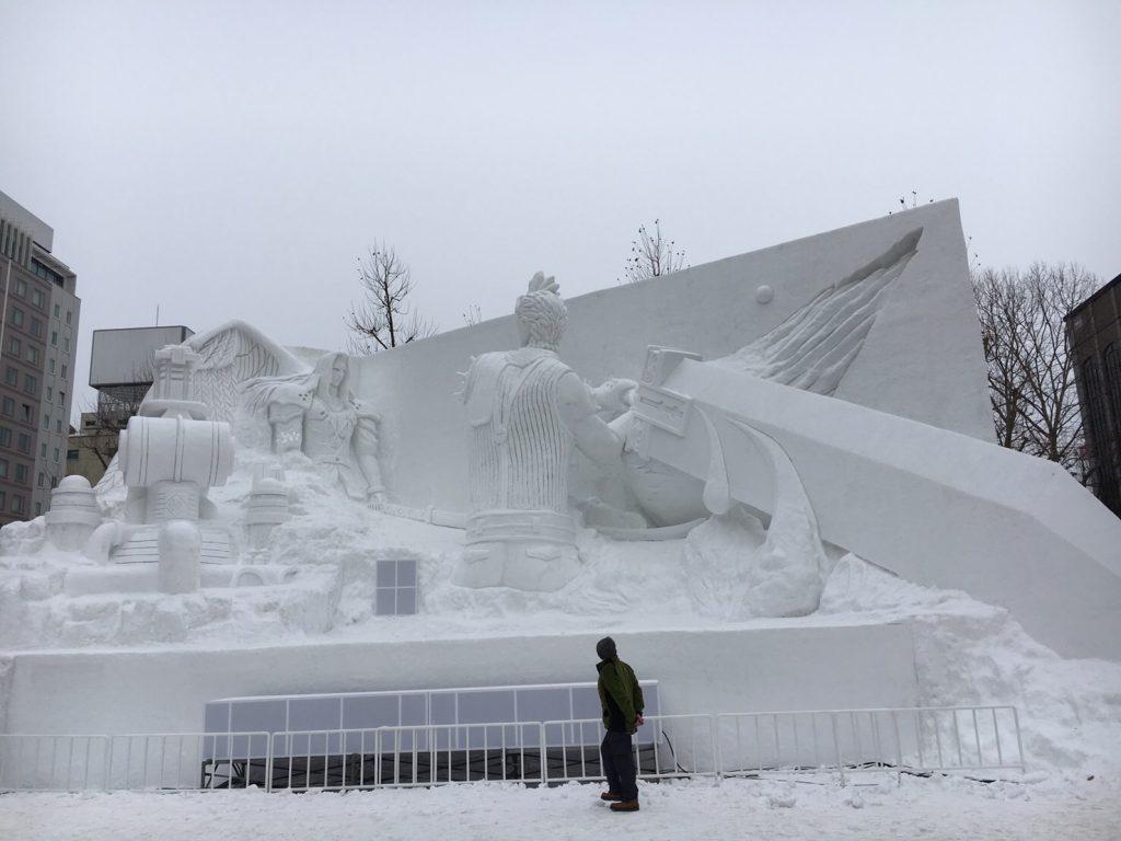 雪まつり画像②