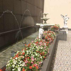 プレミアホテルtsubaki札幌噴水