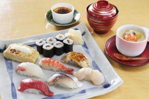 握り寿司膳-ディナーHP