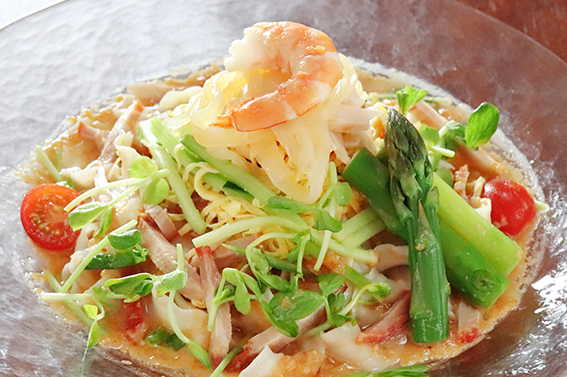 美麗華 冷麺
