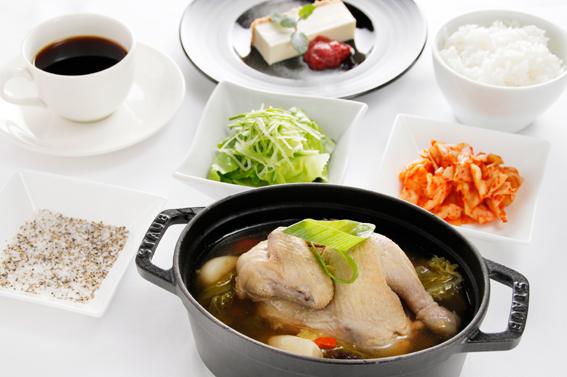 参鶏湯 イル サーリチェ風