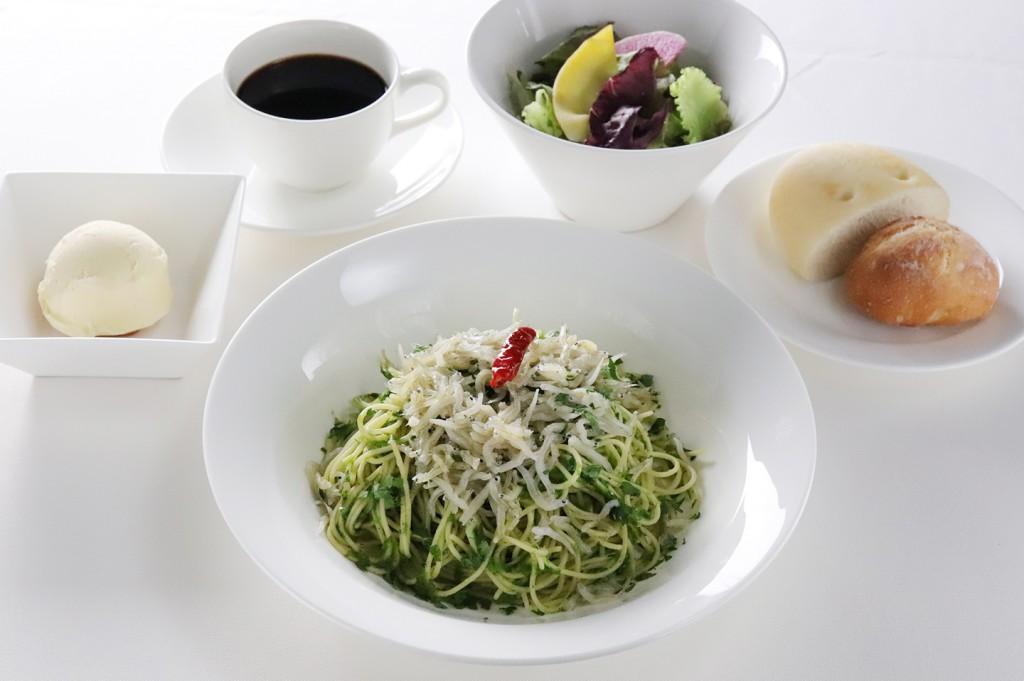 【平日5食限定】イル サーリチェランチセット