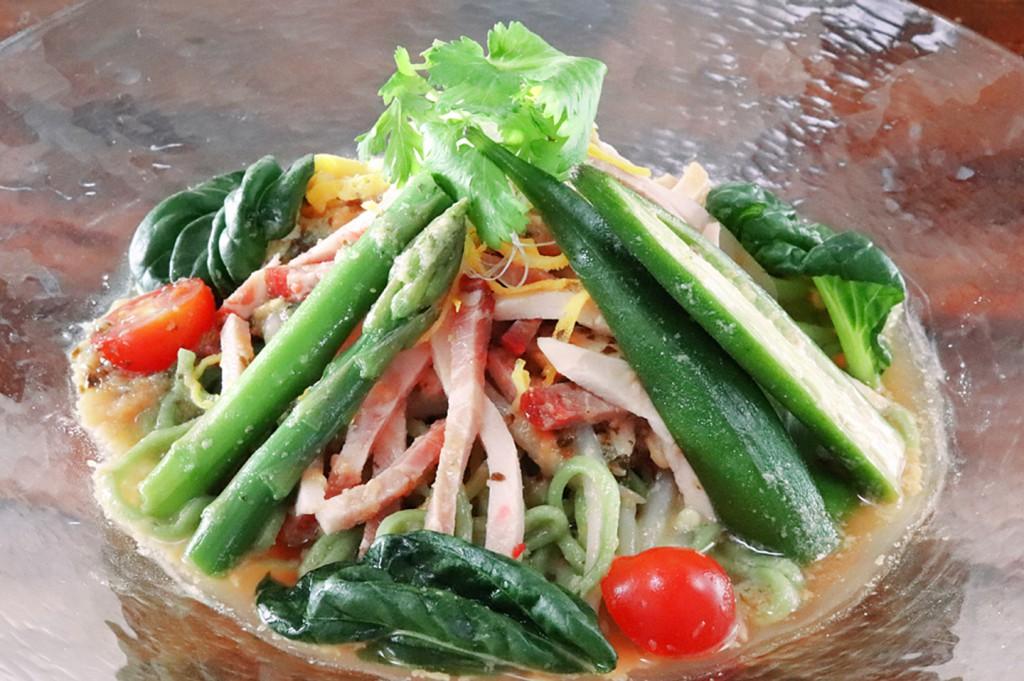 冷麺ランチセット タイ風冷麵